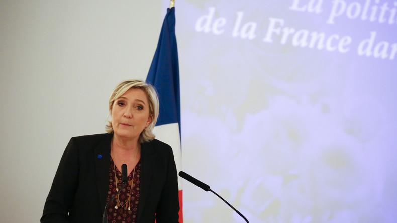"""""""Eindeutige Mehrheit"""" - EU-Parlament hebt Immunität von Le Pen auf"""