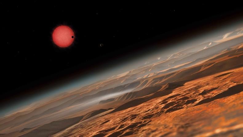 NASA lässt Internet-Nutzer Namen für neu entdeckte erdähnliche Planeten vorschlagen