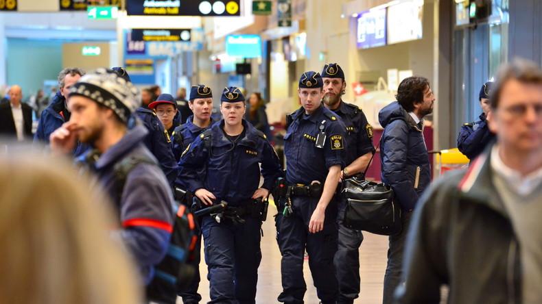 Schwedischer Ferienflieger wegen Bombendrohung evakuiert
