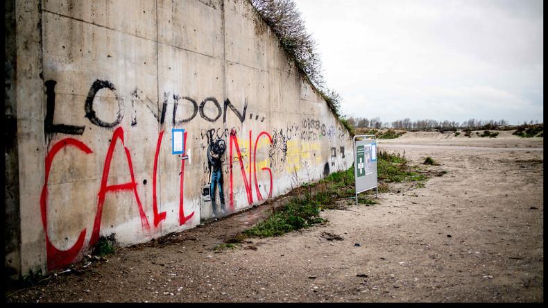 Französische Behörden verbieten, Lebensmittel an Migranten in Calais zu verteilen