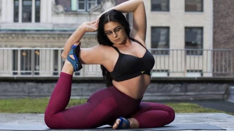 Nike präsentiert erstmals Artikel in Übergröße für Frauen