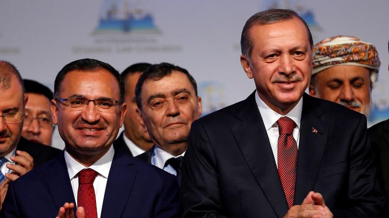 """Türkei kritisiert Auftrittsverbote: """"Deutschland agiert wie ein autoritärer Staat"""""""
