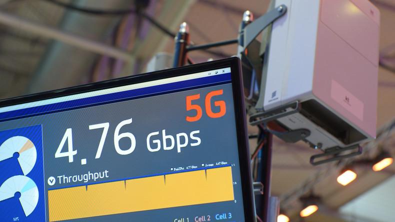 China nimmt 5G-Mobilfunkstandard in Testbetrieb