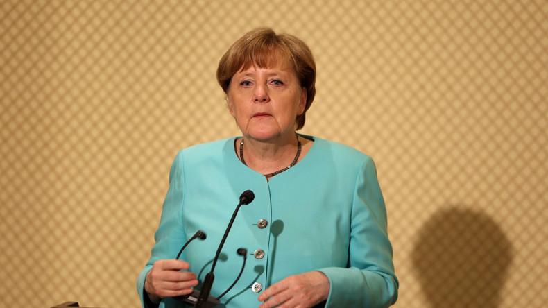 Bundeskanzlerin Merkel reagiert auf Kritik aus der Türkei
