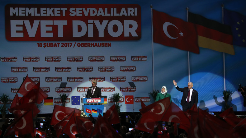Chronik eines Missverständnisses: Die deutsch-türkischen Beziehungen in der Krise