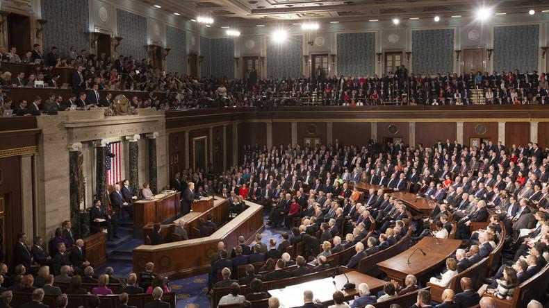Dutzende US-Kongressleute sollen mit russischen Diplomaten in Kontakt gestanden haben