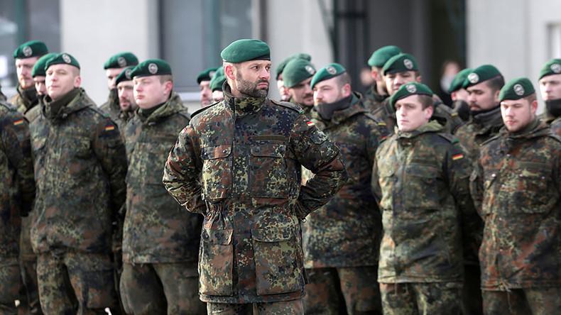 Deutschlands Außenminister versichert Baltikum militärische Unterstützung gegen Russland