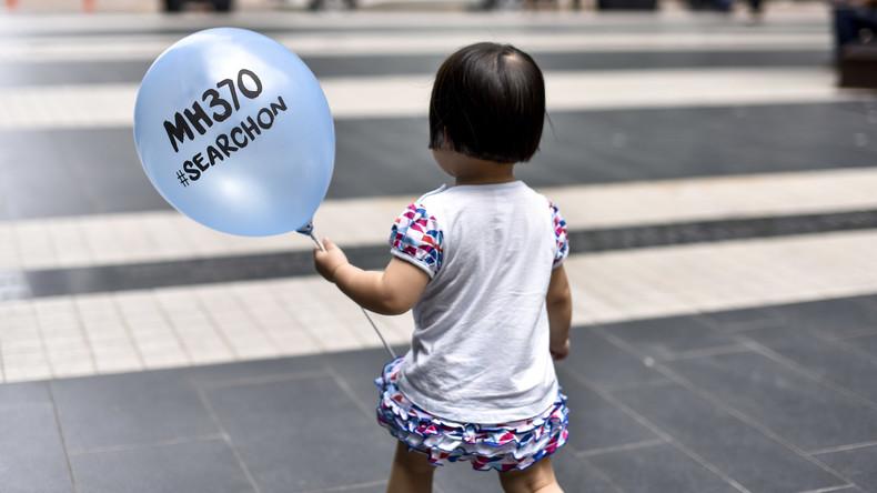 Angehörige der vermissten MH370-Passagiere wollen Suche fortsetzen