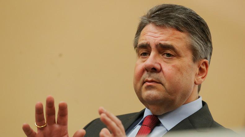 Bundesaußenminister Sigmar Gabriel warnt vor Eskalation im Verhältnis zu Ankara