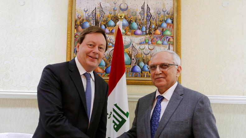 Irak: zwölf Milliarden US-Dollar für Infrastrukturprojekte aus Großbritannien