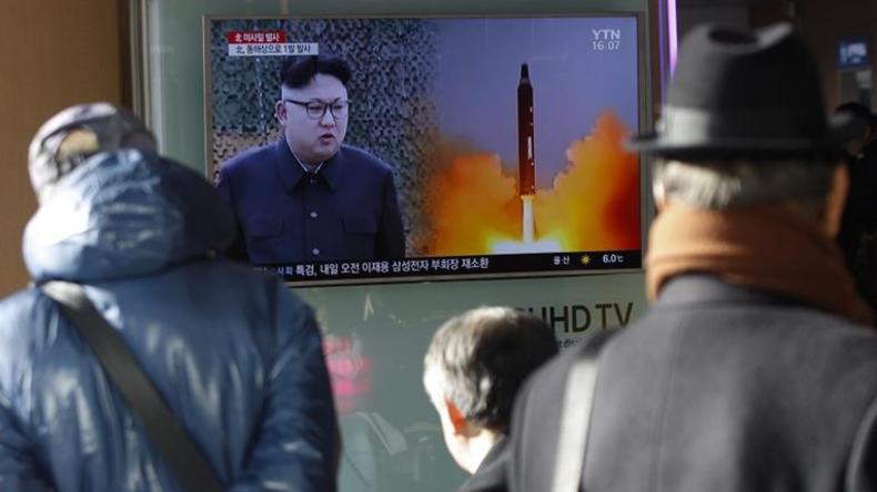 Nordkorea feuert vier ballistische Raketen Richtung Japan ab