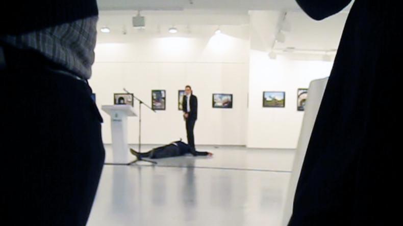 Russin in Türkei verhaftet: Verdacht auf Verbindung mit Karlow-Mord