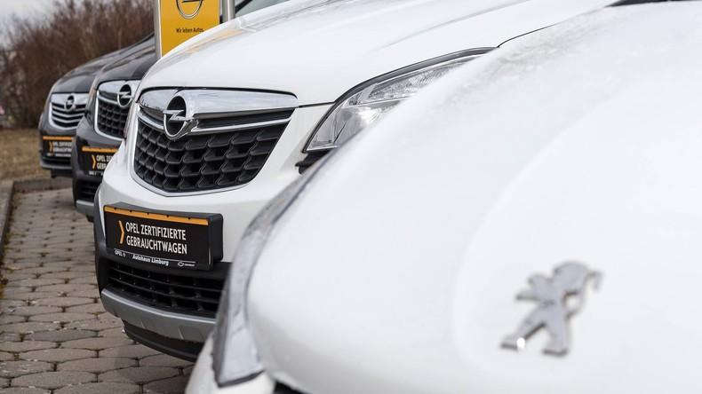 PSA Peugeot Citroën kauft Opel für 1,3 Milliarden Euro