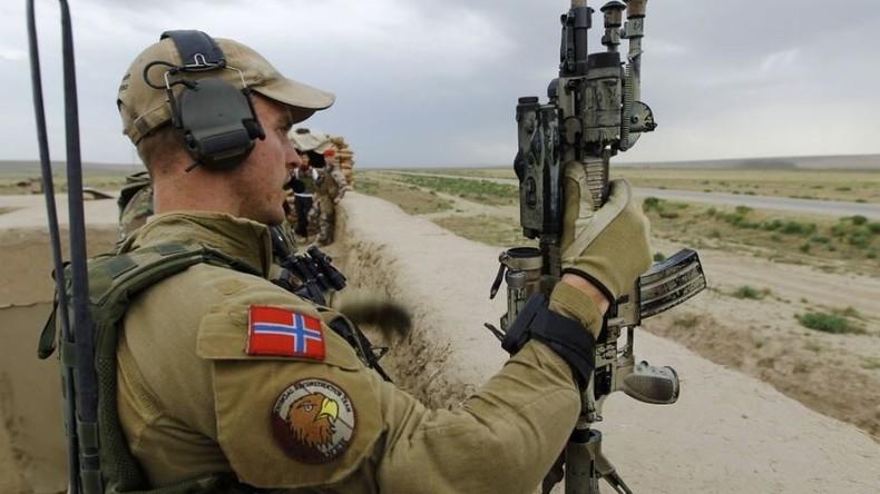 8.000 Soldaten nehmen an Militärübungen an norwegisch-russischer Grenze teil