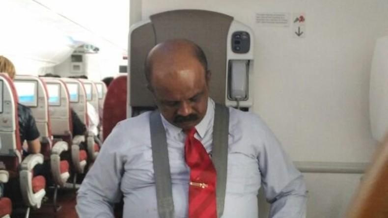VAE-Flugbegleiterinnen fotografieren Kollegen im Schlaf und bekommen Haftstrafen auf Bewährung