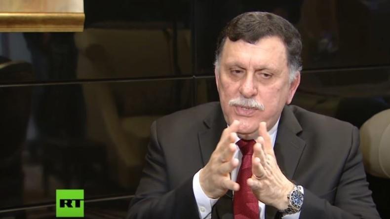 """RT Deutsch-Interview mit Präsident Libyens: """"Russland kann eine positive Rolle in Libyen spielen"""""""