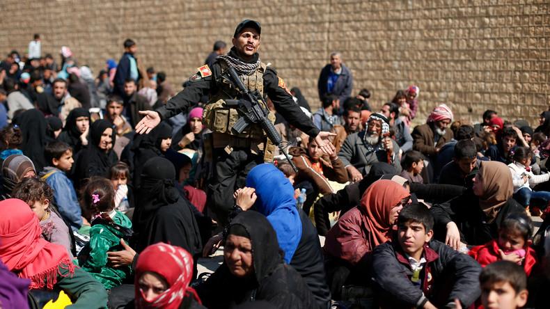 Befreiung Aleppos und Mossuls im Vergleich: US-Bombenkrieg gegen Zivilisten kein Medien-Thema