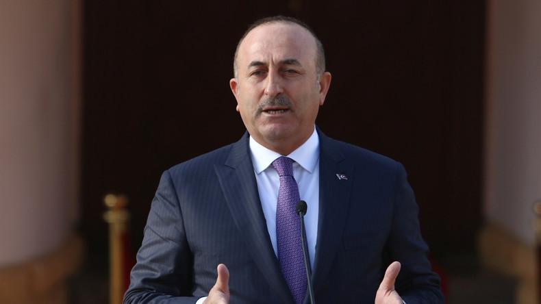 Behörden untersagen Besuch von türkischem Außenminister in Hamburg mit zweifelhaften Mitteln