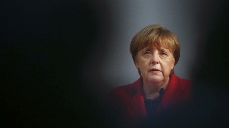 """Angela Merkel stuft Erdogans Nazi-Vergleich als """"deplatziert und nicht zu rechtfertigen"""" ein"""