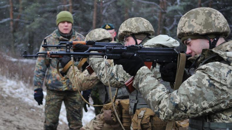 Kanada verlängert Ausbildungsmission für ukrainische Militärs um zwei Jahre