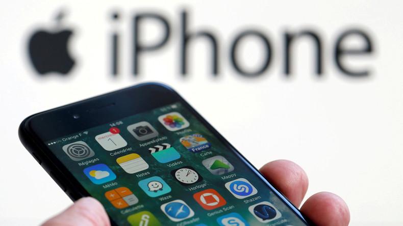 Charakteristika des iPhone8 ins Netz durchgesickert