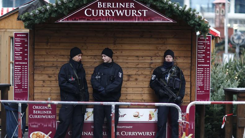 Anti-Terror-Einsatz: Gemeinsame Übung von Bundeswehr und Polizei gestartet