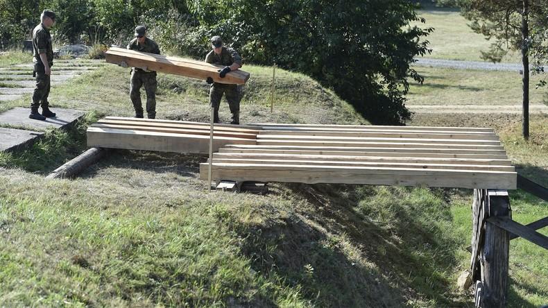 USA wollen Militäranlagen in der Slowakei errichten und modernisieren