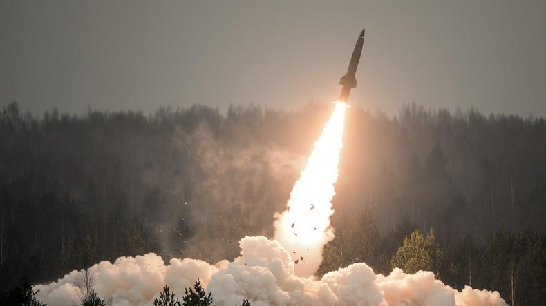 Russland: Kiew setzte trotz internationalem Verbot ballistische Raketen gegen Zivilisten ein