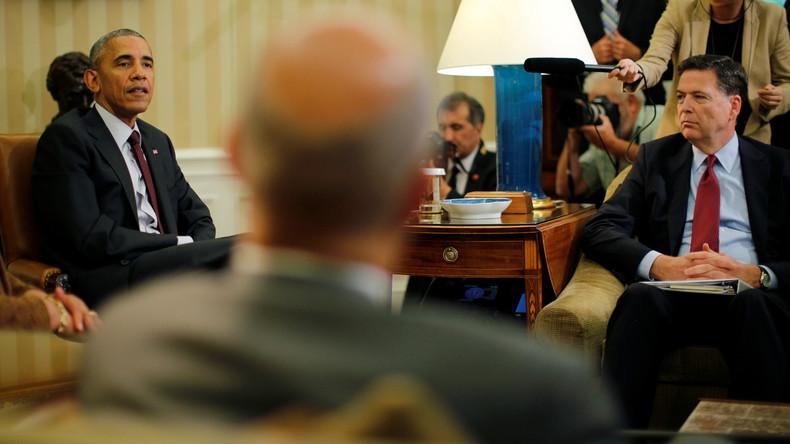 Lautloser Staatsstreich: Obamas Geheimdienst-Coup gegen Trump könnte nach hinten losgehen