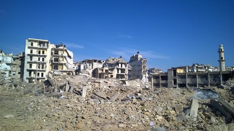 Syrische Armee erlangt Kontrolle über Wasserpumpstation in Ost-Aleppo