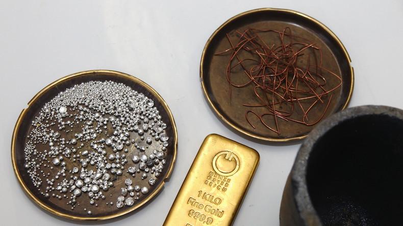 Edelmetalle bald offizielle Zahlungsmittel in Arizona?