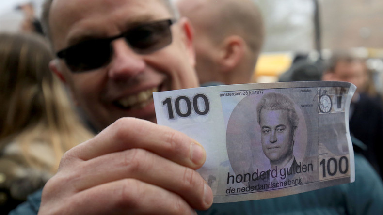 New York Times: US-Organisationen sollen Geert Wilders' Partei finanziert haben