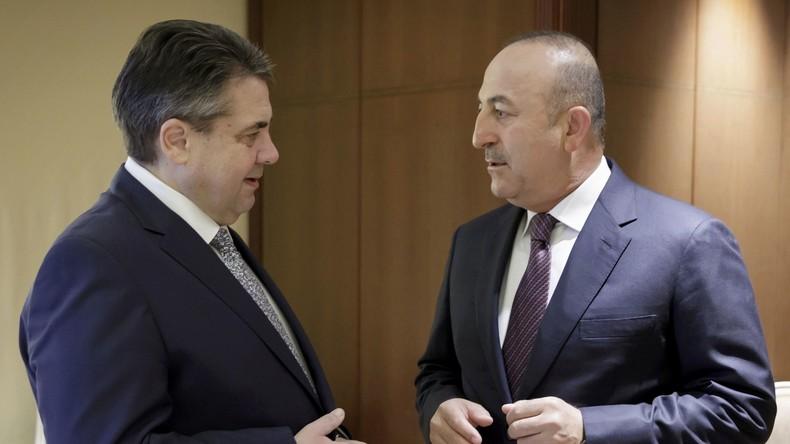 Diplomatische Schlappe für Bundesregierung: Gabriels Treffen mit türkischem Außenminister