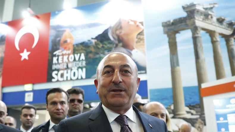 Türkischer Außenminister Çavuşoğlu sagt Auftritt in Rotterdam ab