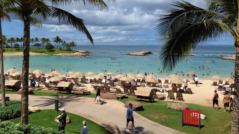 Hawaii ficht als erster US-Bundesstaat neues Migrationsgesetz von Donald Trump vor Gericht an