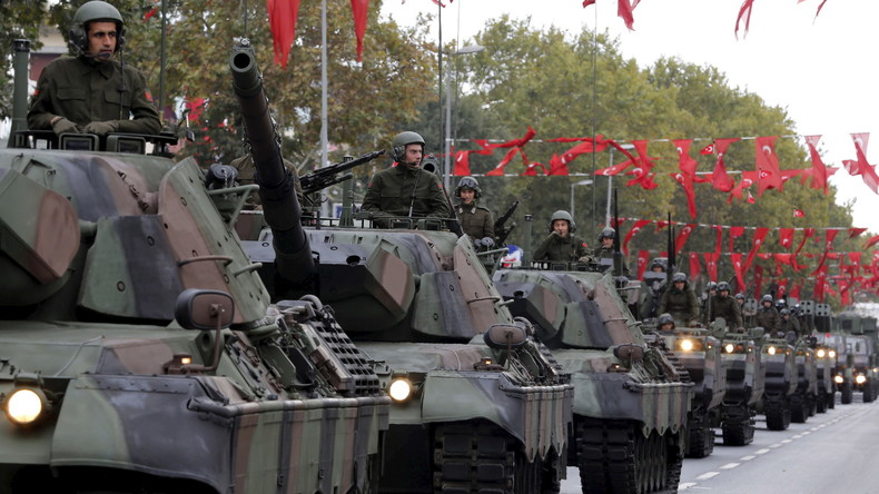 Apropos Menschenrechte: Rheinmetall investiert in Panzerproduktion in der Türkei