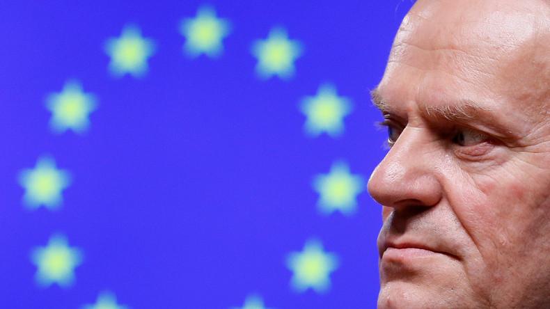 Mach's noch einmal, Tusk: Wiederwahl des EU-Ratspräsidenten sorgt für Wirbel