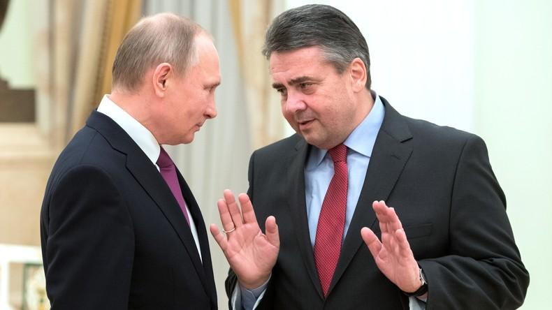 Wladimir Putin: Merkel wird in Moskau zu Besuch erwartet