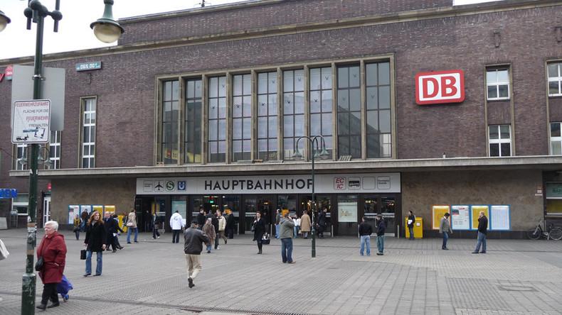 Düsseldorf: Mann mit Axt läuft Amok am Hauptbahnhof - Mehrere Verletzte