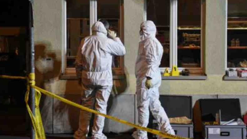 Schusswechsel in Basel: Zwei Tote, ein Verletzter – Täter auf der Flucht