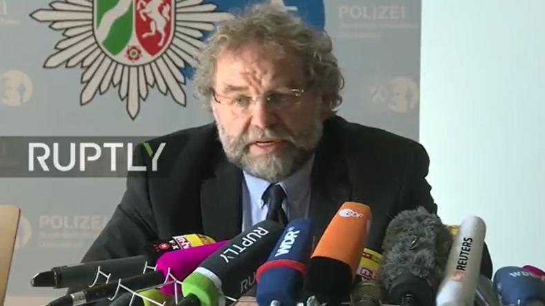 Live: Pressekonferenz Polizei NRW zum Amoklauf in Düsseldorf