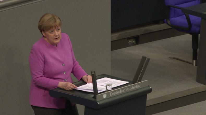Merkel äußert sich zu Nazi-Vergleichen aus der Türkei