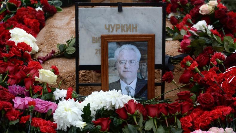 New Yorker Gerichtsmediziner verweigert Kundgabe der Todesursache des UN-Botschafters Tschurkin