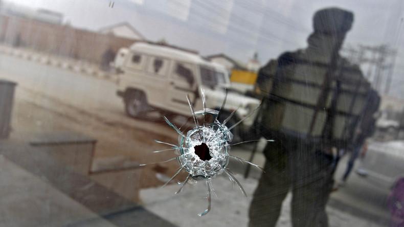 Indien: Elf Polizisten sterben bei Attacke maoistischer Milizen