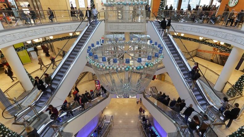 Einkaufszentrum in Essen bleibt geschlossen: Hinweise auf möglichen Anschlag