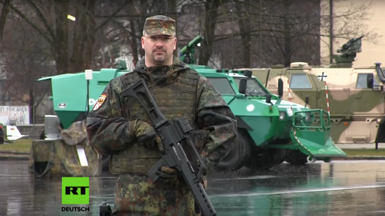 Wenn der Terror alles rechtfertigt: Bundeswehreinsatz im Innern