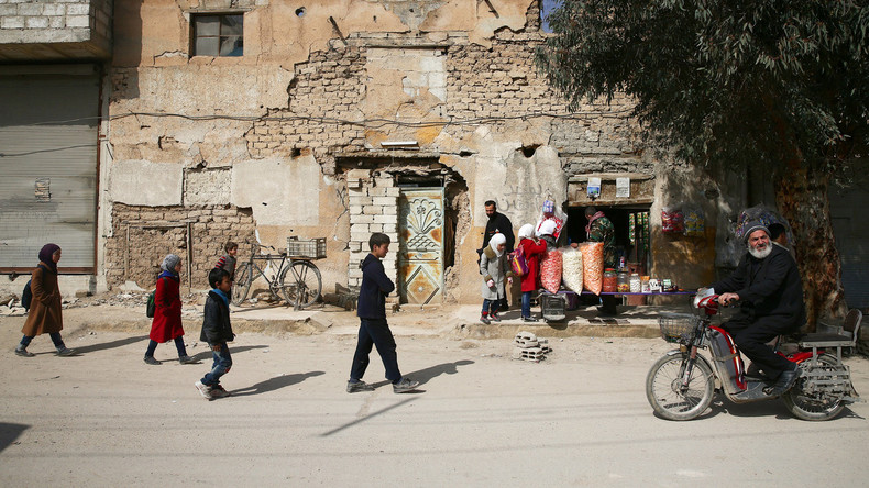 Doppelanschlag: Mindestens 30 Tote bei Terror-Attentat in Damaskus