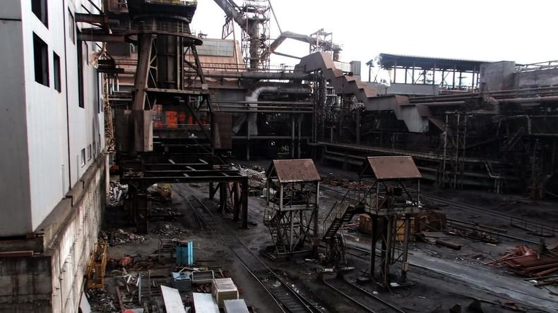 UNO warnt vor Chemie-Katastrophe im Donbass