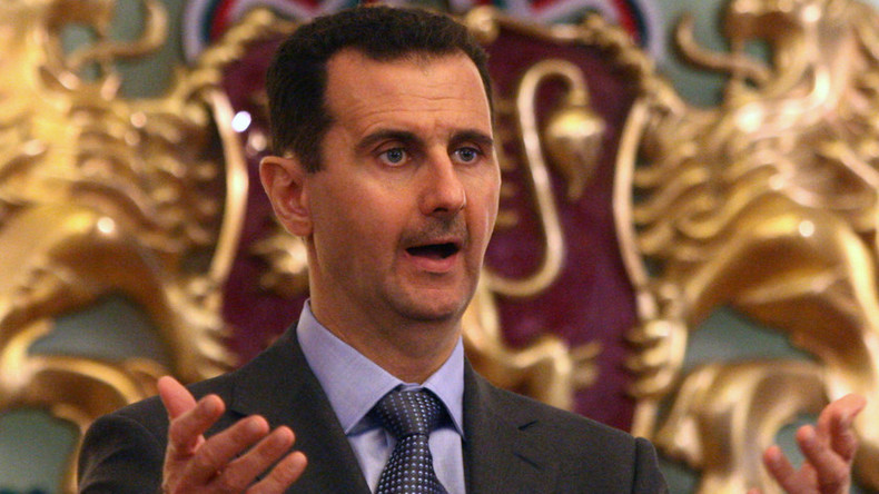 Baschar al-Assad erklärt, was Migrationskrise in Europa verursacht hat