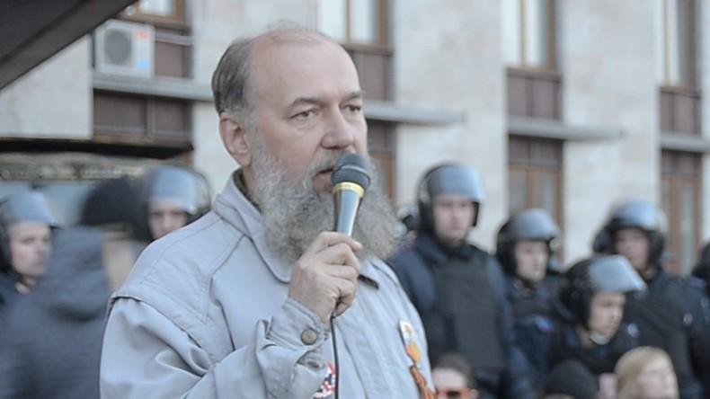 Einer der Mitbegründer der VR Donezk ist tot